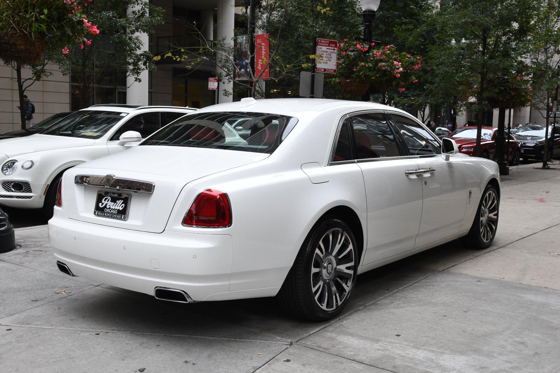 2019 Rolls Royce Ghost Stock R581 S For Sale Near