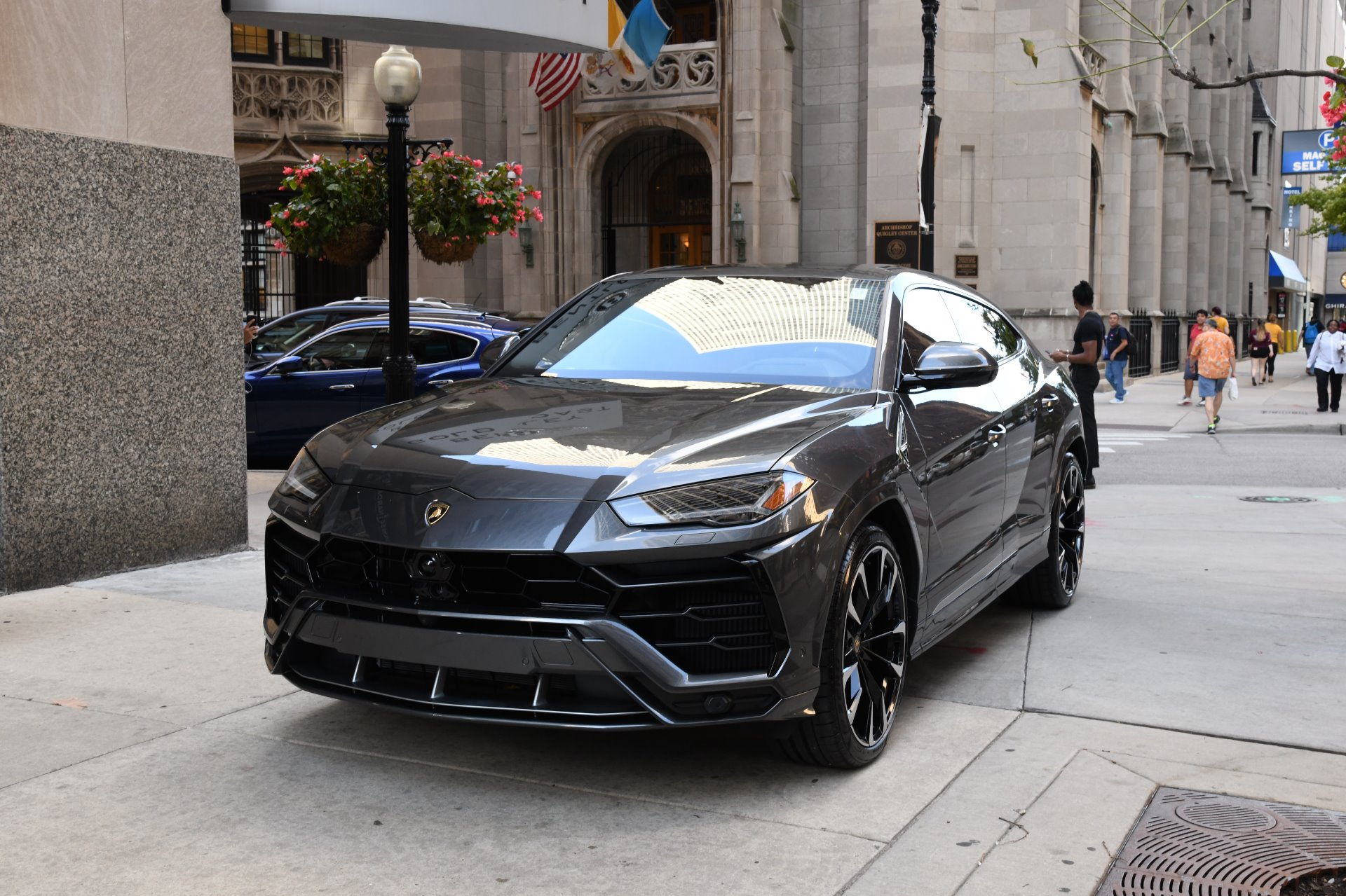 2019 Lamborghini Urus Stock  00838 for sale near Chicago