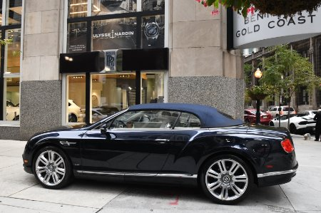 Used 2016 Bentley Continental GTC GTC | Chicago, IL