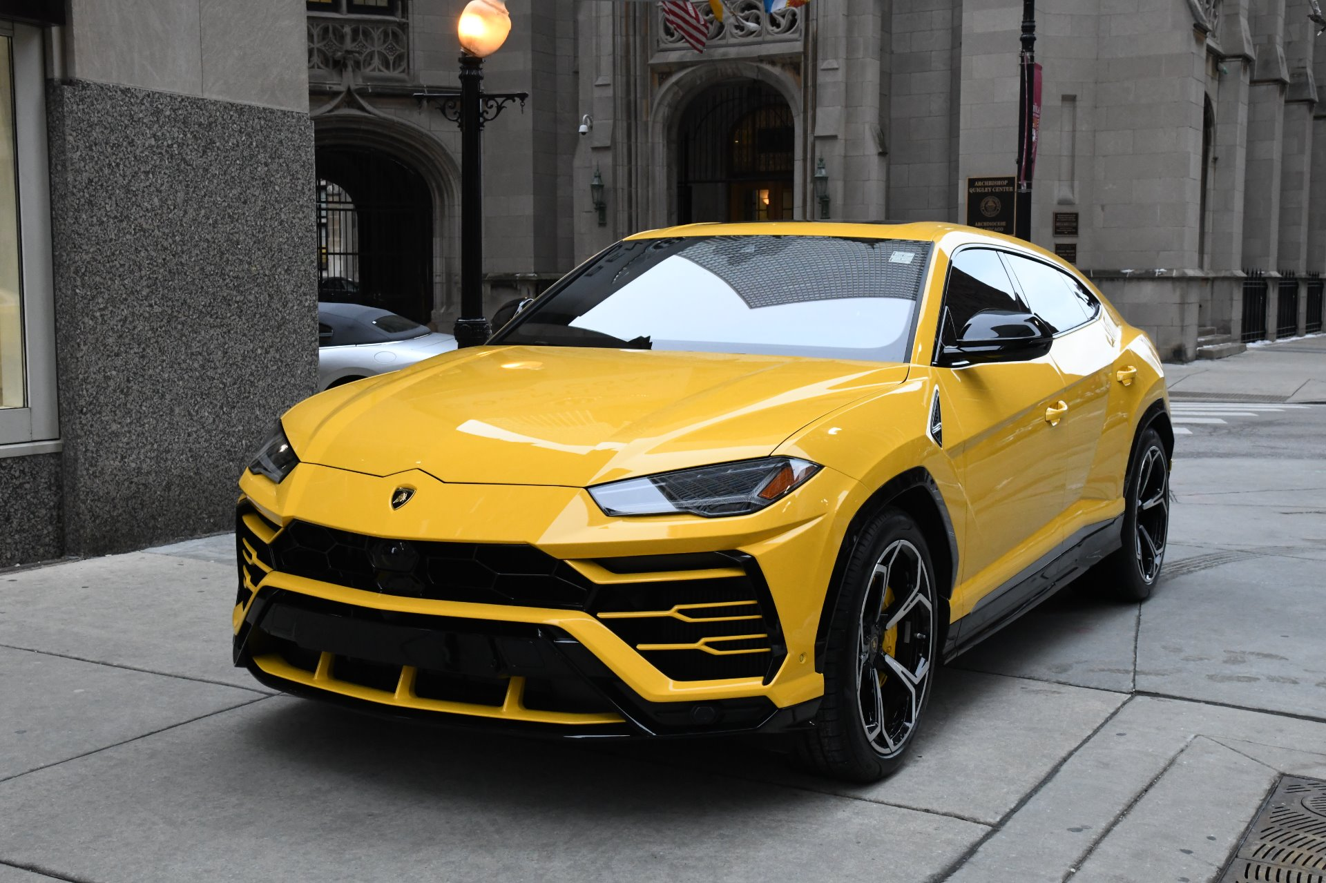 2019 Lamborghini Urus Stock  01068 for sale near Chicago
