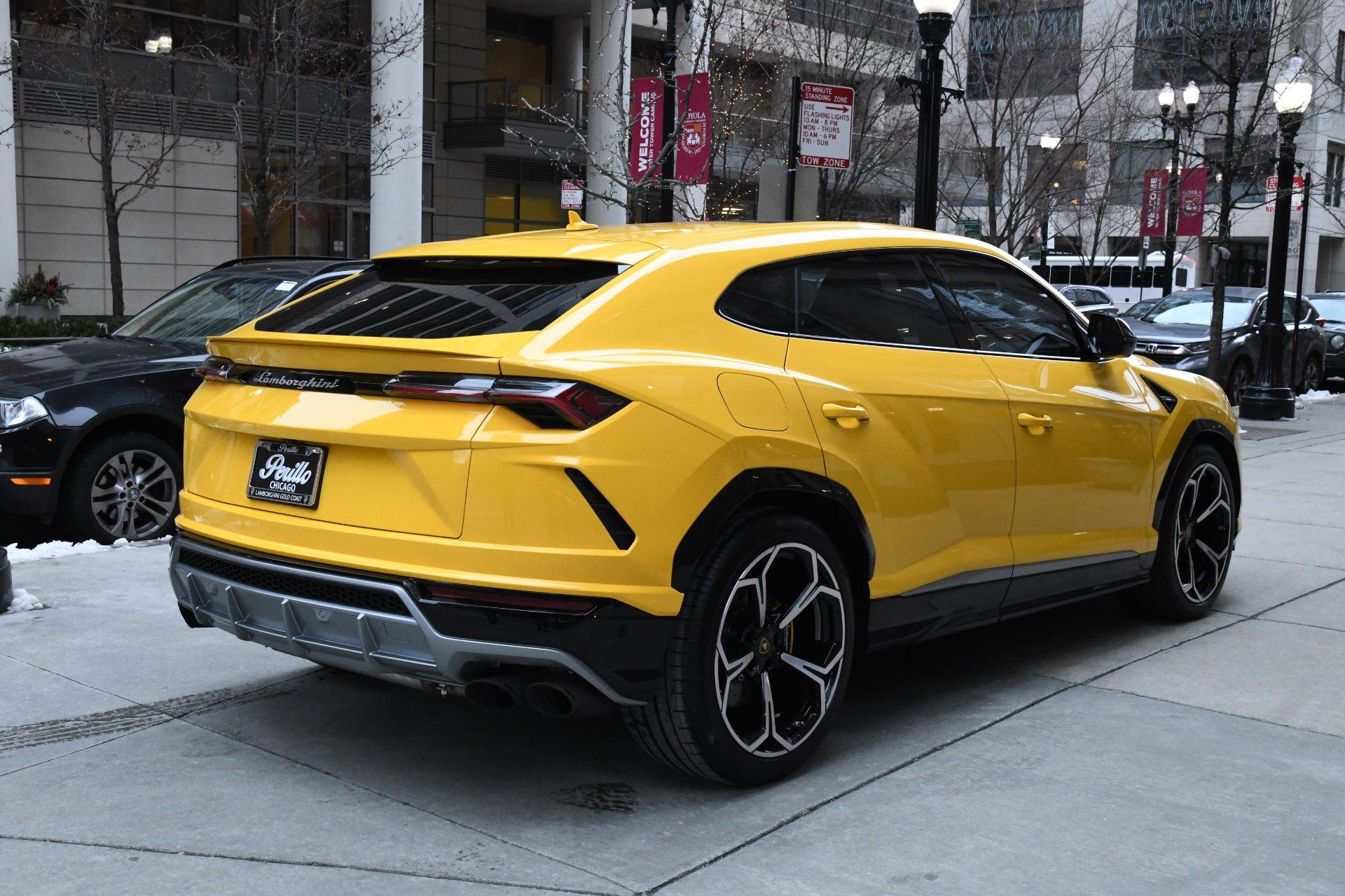 2019 Lamborghini Urus Used Lamborghini Cars Review Release