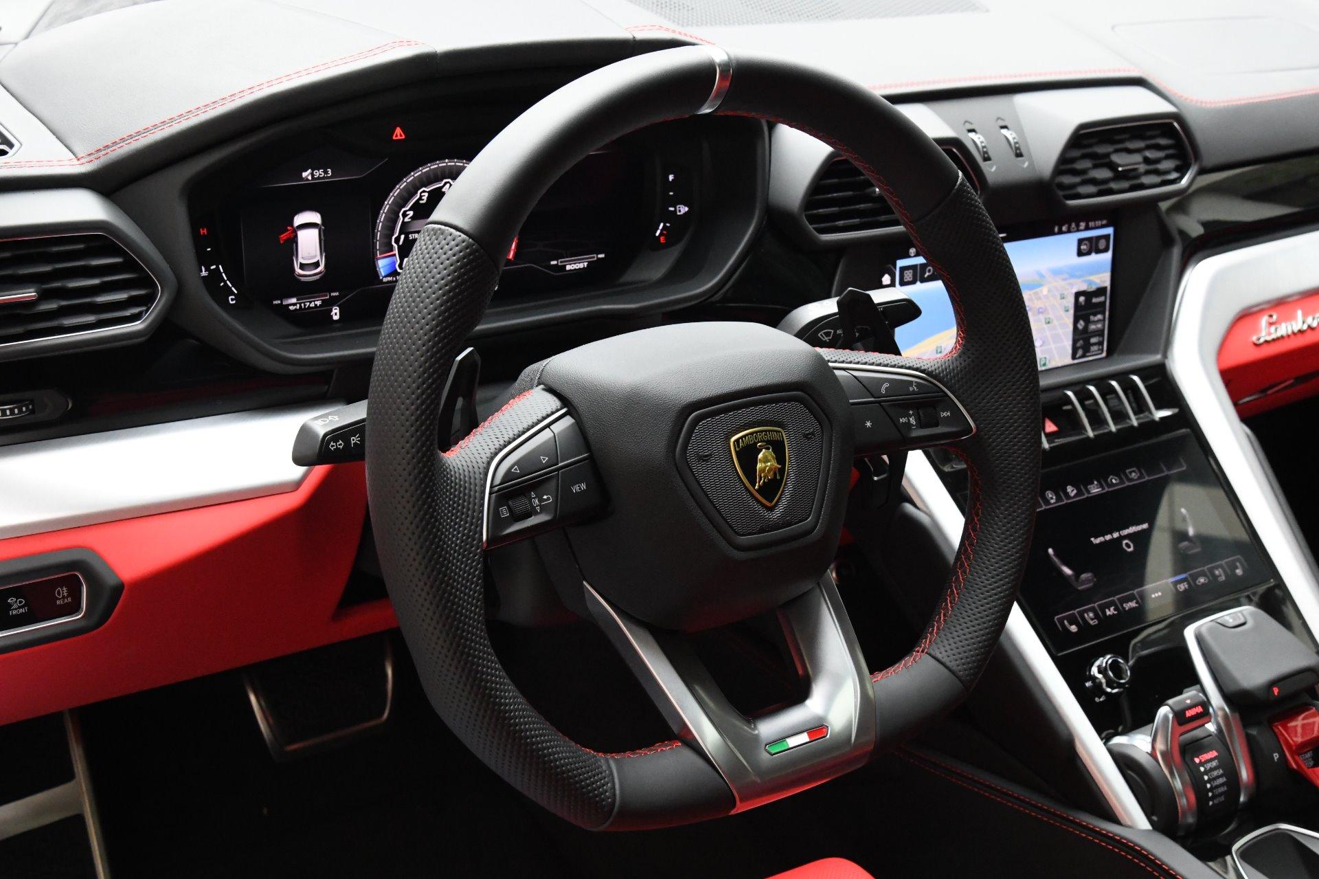 2019 Lamborghini Urus Stock # 01033 for sale near Chicago