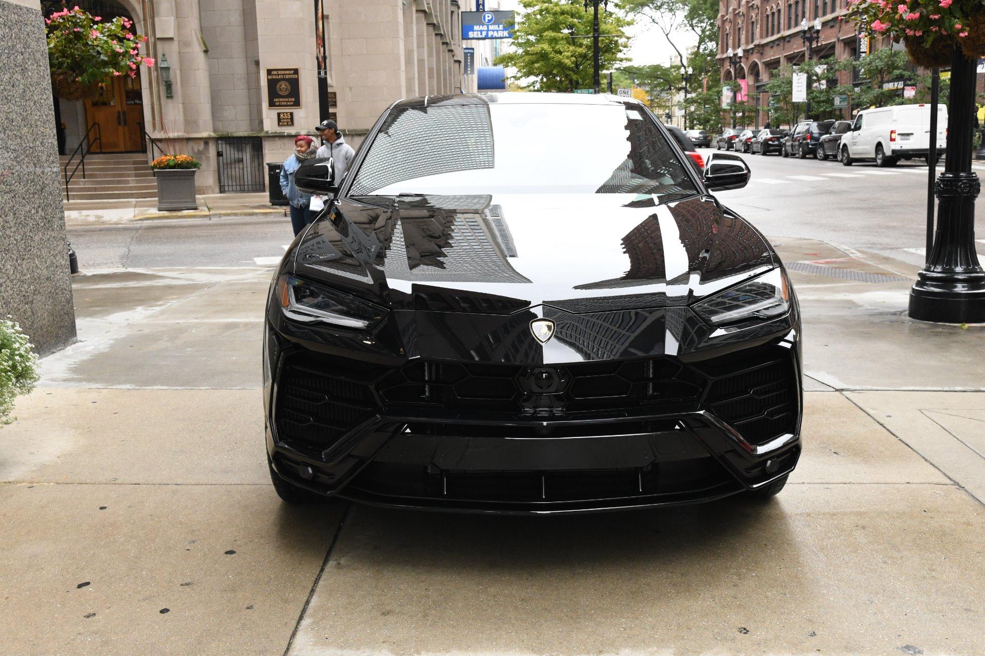 2019 Lamborghini Urus Stock  01033 for sale near Chicago