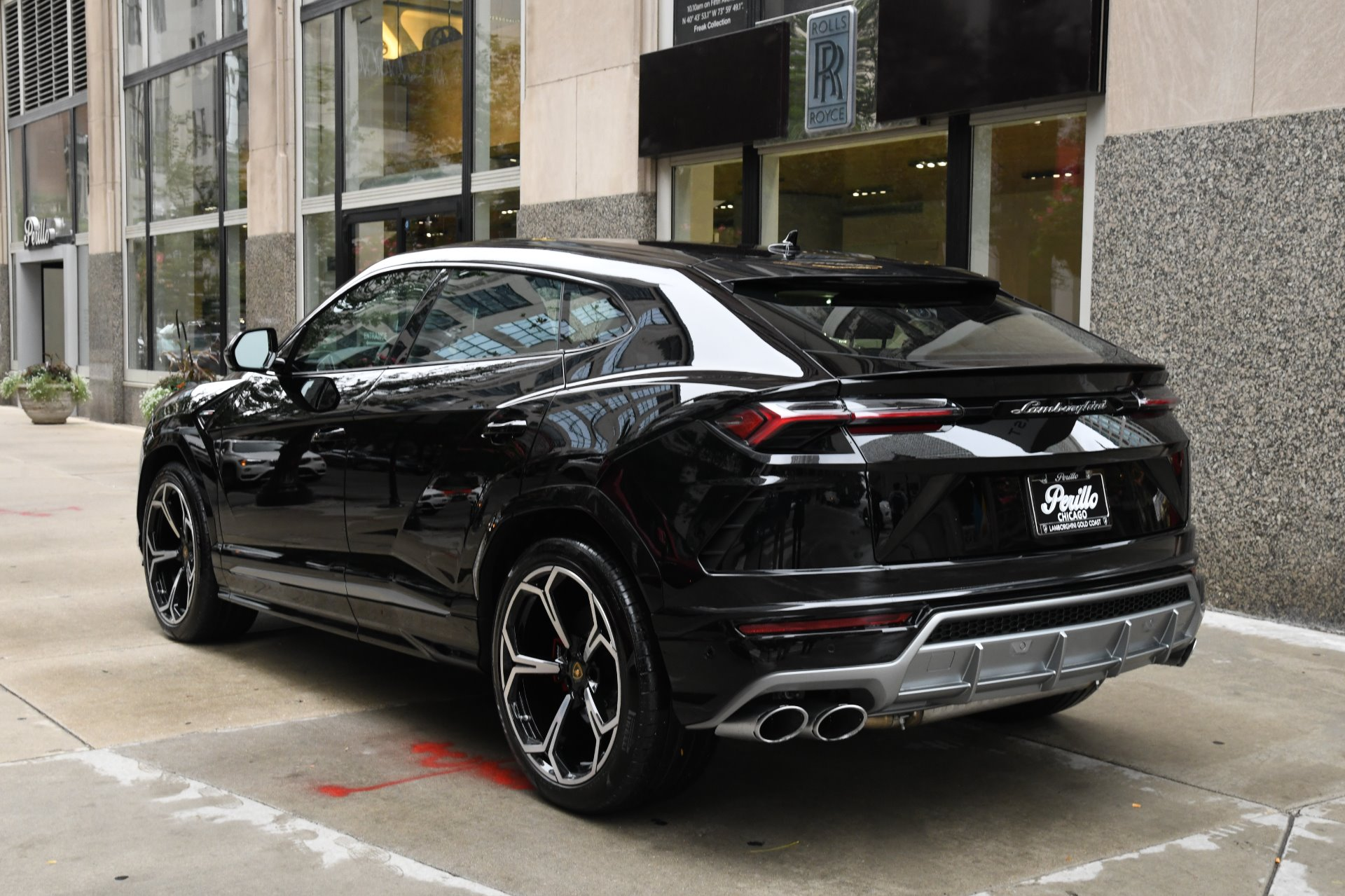 2019 Lamborghini Urus Stock 01033 For Sale Near Chicago