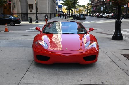 Used 2002 Ferrari 360 Spider  | Chicago, IL