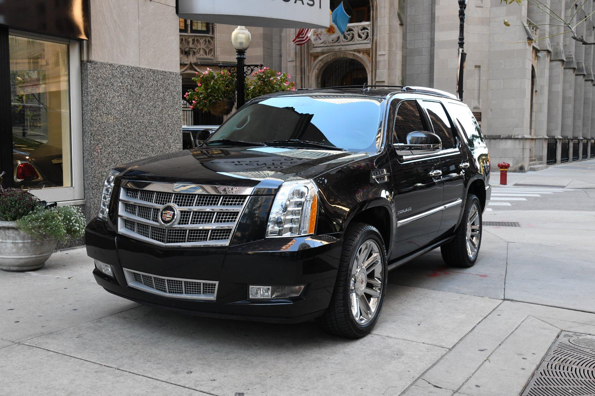 2013 Cadillac Escalade For Sale >> 2013 Cadillac Escalade Platinum Edition Stock L438e For
