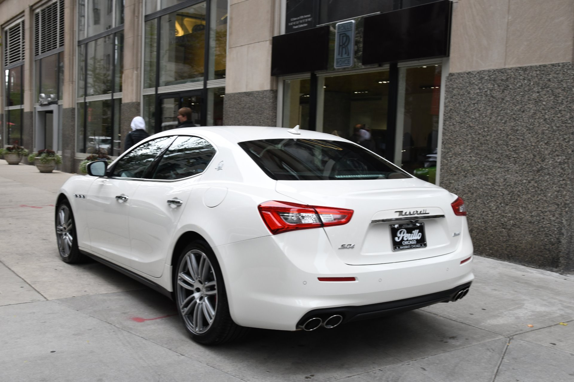 New 2019 Maserati Ghibli SQ4 SQ4 | Chicago, IL