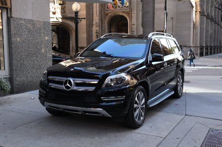 Used 2015 Mercedes-Benz GL-Class GL 350 BlueTEC | Chicago, IL