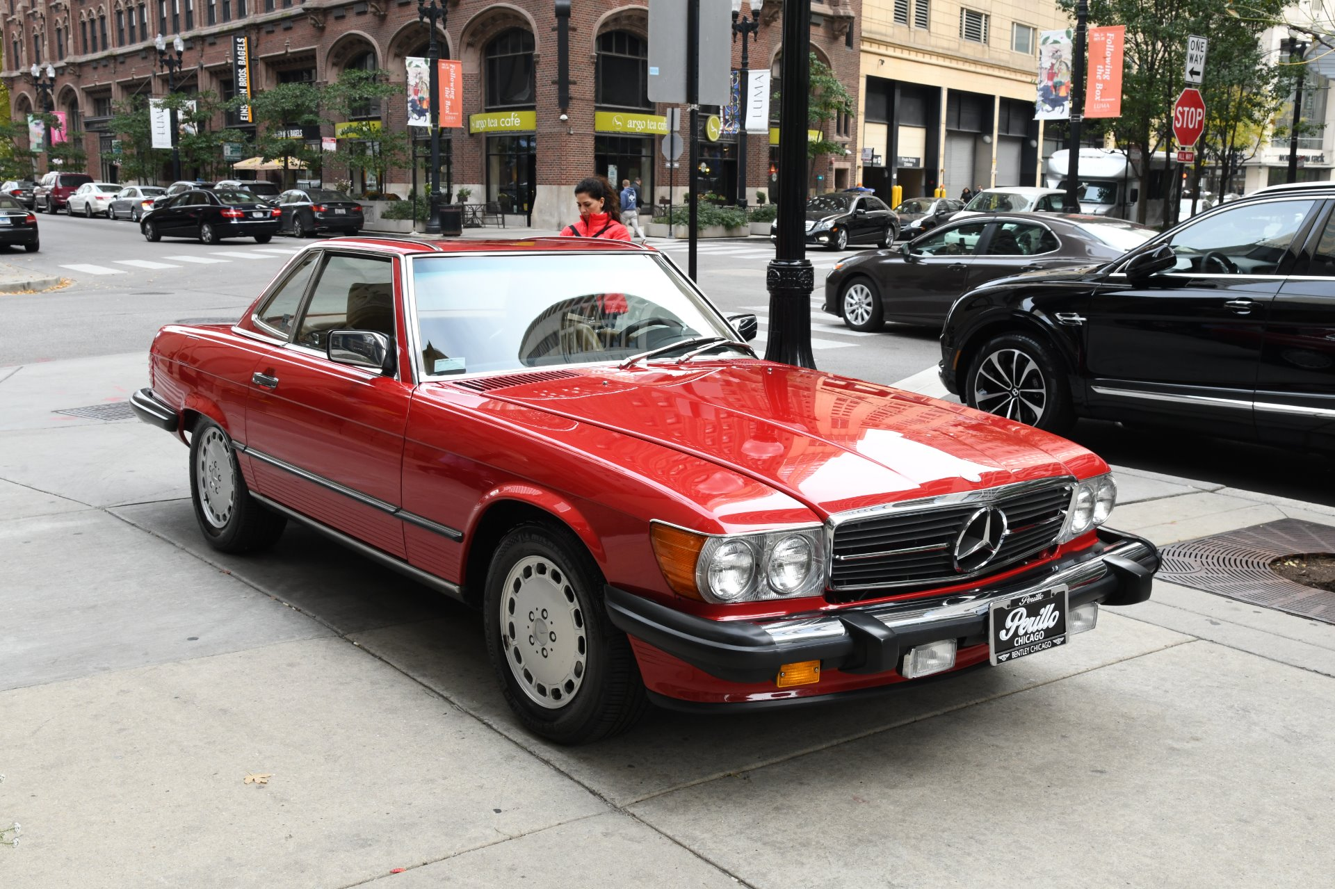 Used 1989 Mercedes-Benz 560SL 560 SL | Chicago, IL