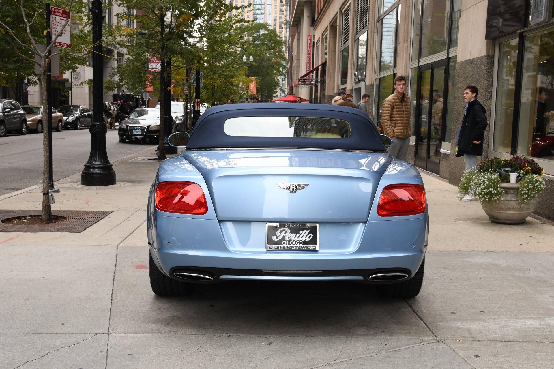 Used 2012 Bentley Continental GTC GT | Chicago, IL