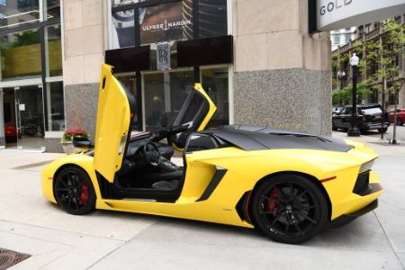 Used 2016 Lamborghini Aventador Roadster LP 700-4 | Chicago, IL