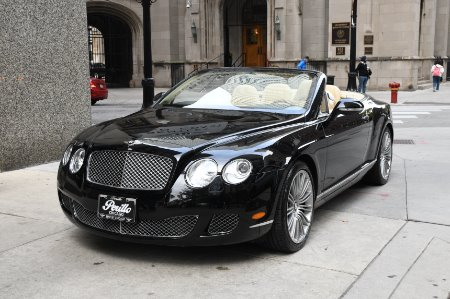 Used 2010 Bentley Continental GTC Speed GT Speed | Chicago, IL