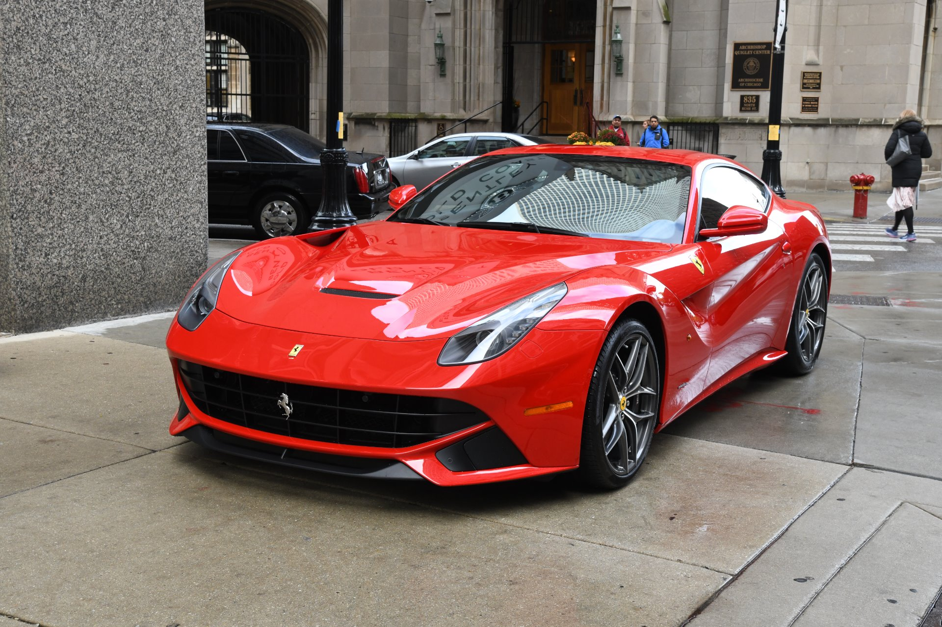 The History and Evolution of the Ferrari F12 Berlinetta