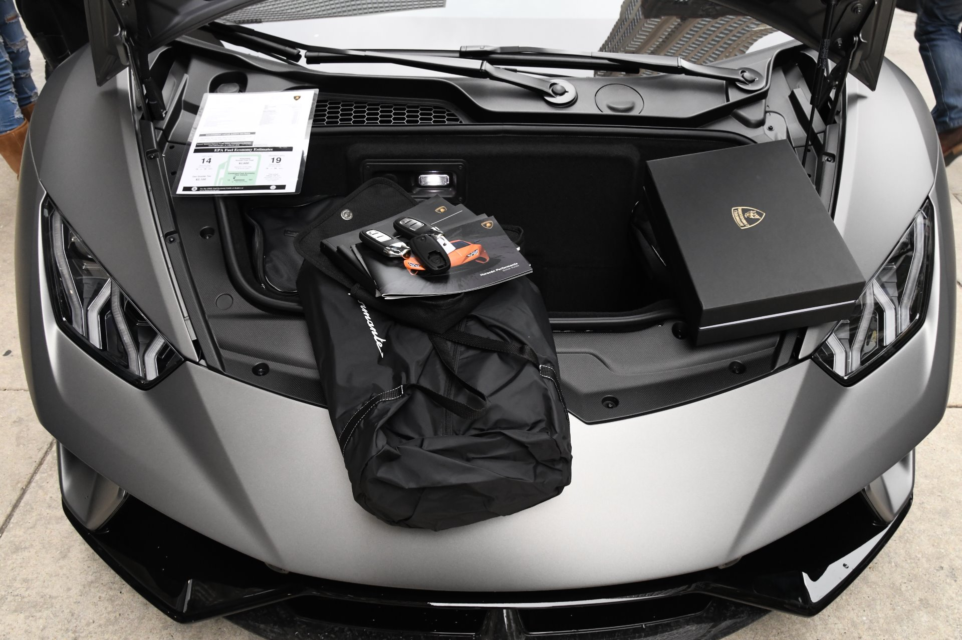 Used 2018 Lamborghini Huracan Performante LP 640-4 Performante | Chicago, IL