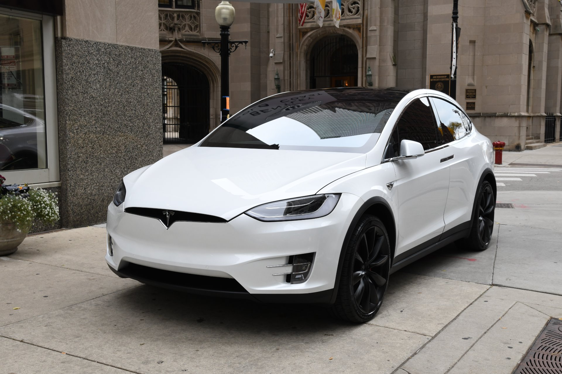 Used 2017 Tesla Model X P100d Chicago Il
