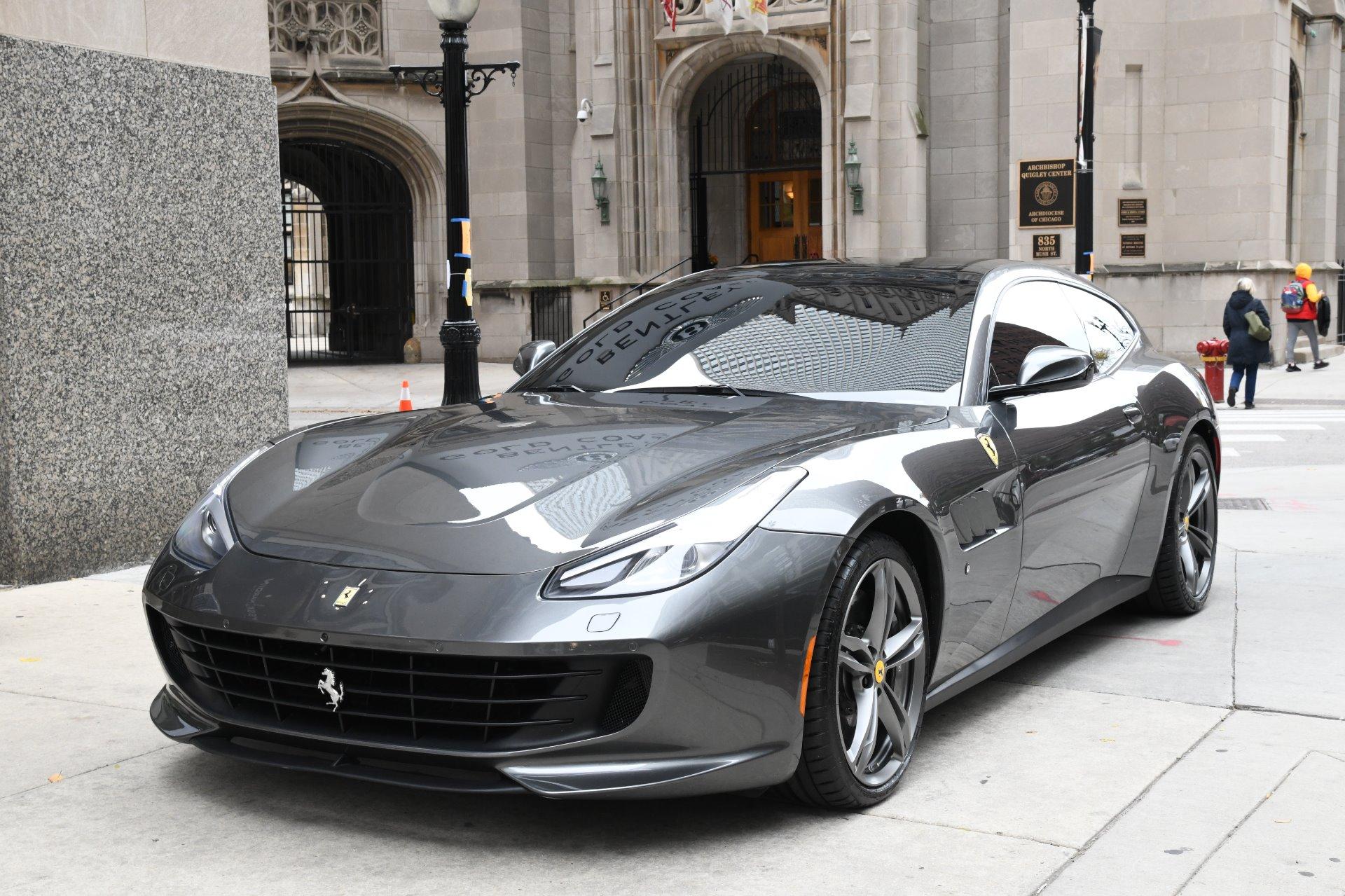 Used 2018 Ferrari GTC4Lusso  | Chicago, IL