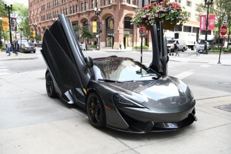 Used 2018 McLaren 570S Spider  | Chicago, IL