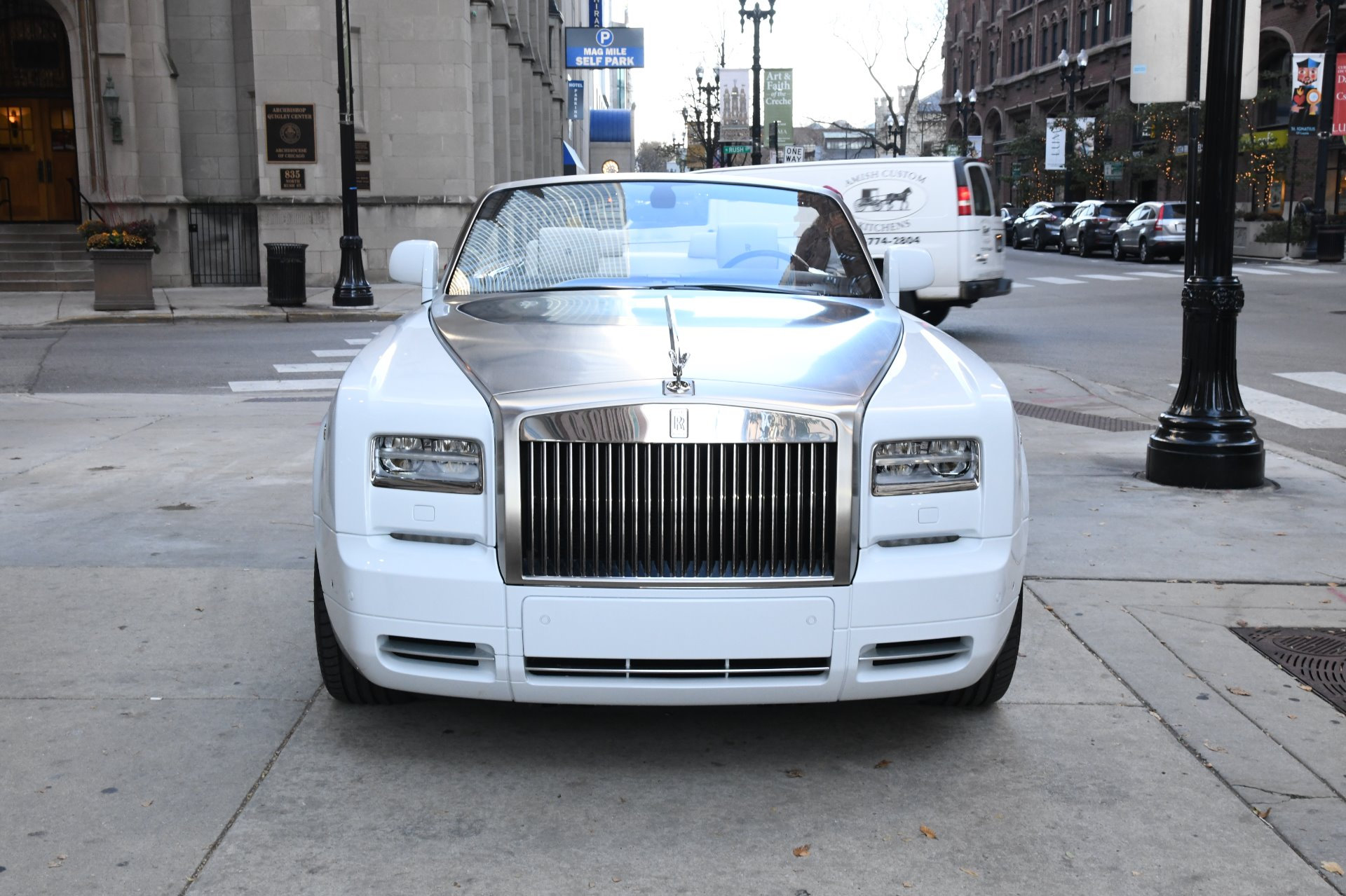 Used 2014 Rolls-Royce Phantom Drophead Coupe  | Chicago, IL