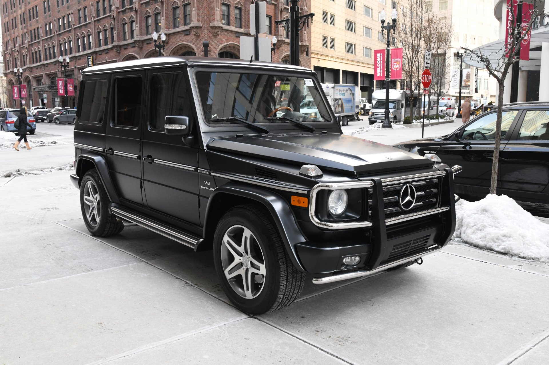 2011 Mercedes Benz G Class G 55 AMG Stock B1017B for sale near