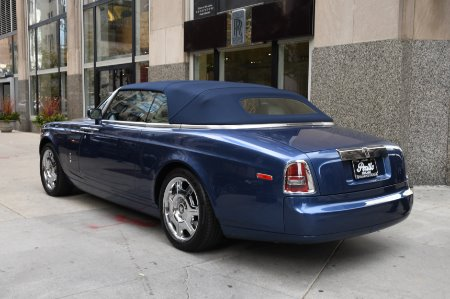 Used 2009 Rolls-Royce Phantom Drophead Coupe  | Chicago, IL
