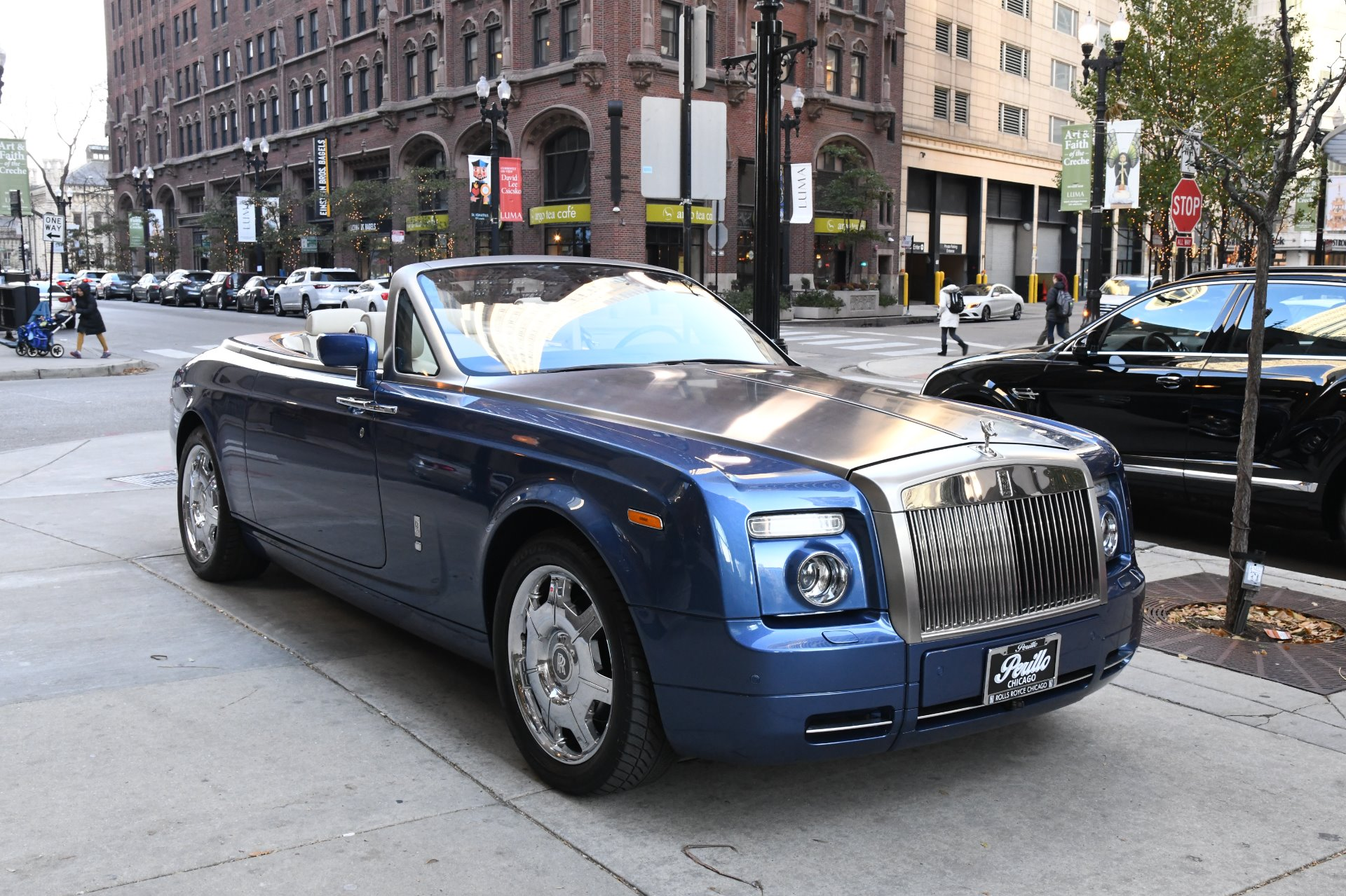 2009 Rolls-Royce Phantom Drophead Coupe CONVERTIBLE Stock ...