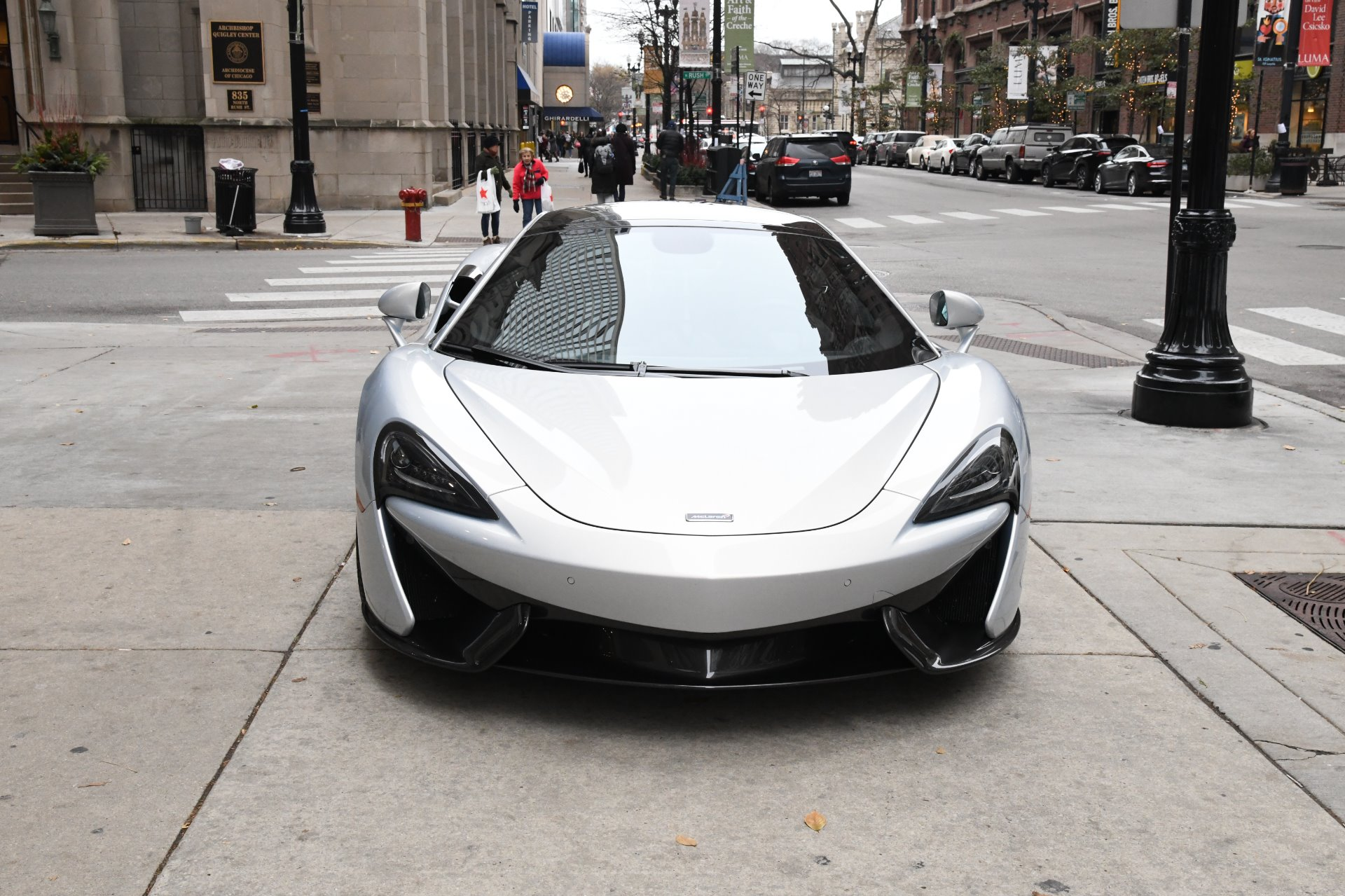 Used 2017 McLaren 570GT Original Msrp $217,399 | Chicago, IL
