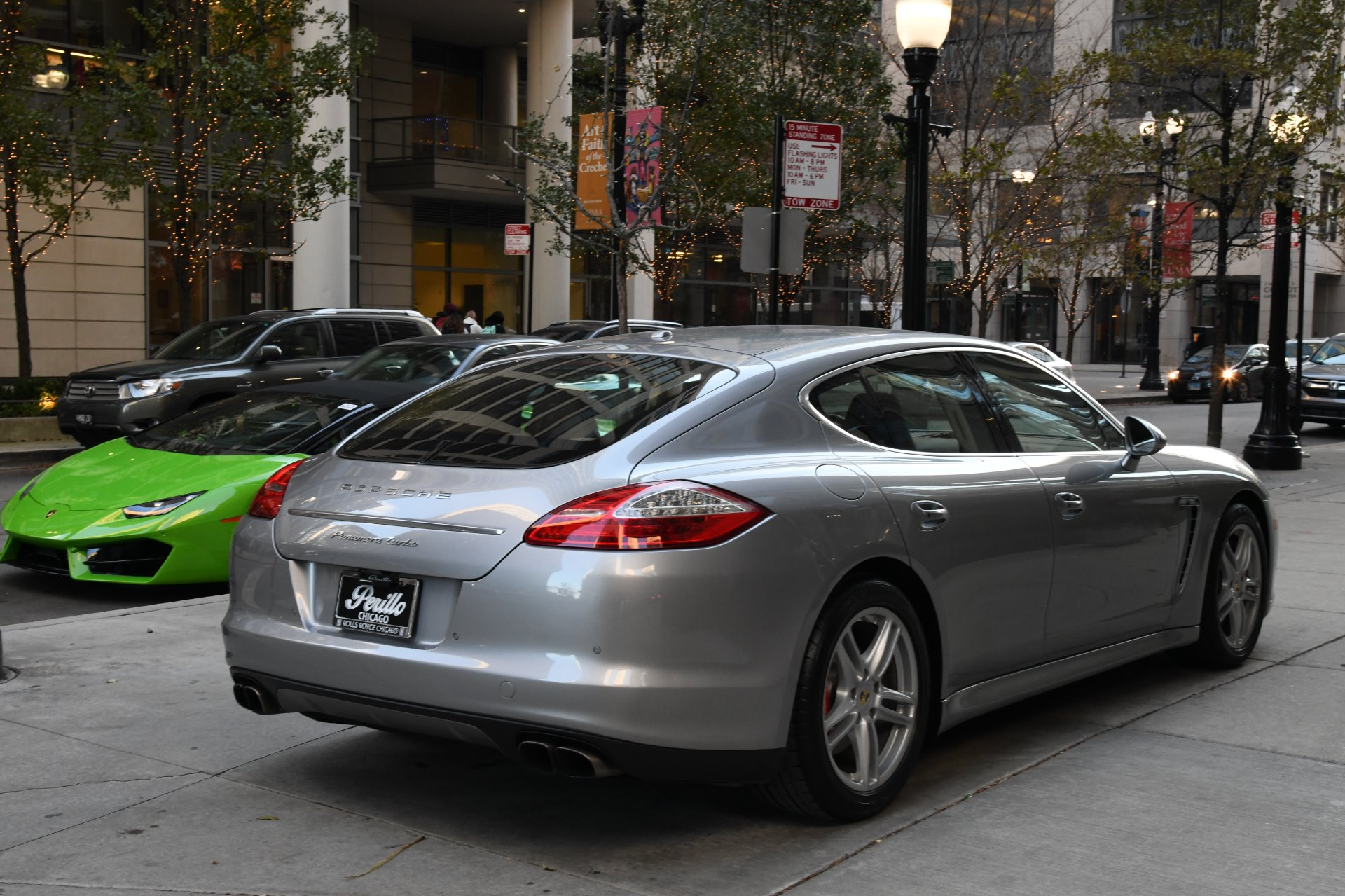 Used 2010 Porsche Panamera Turbo | Chicago, IL