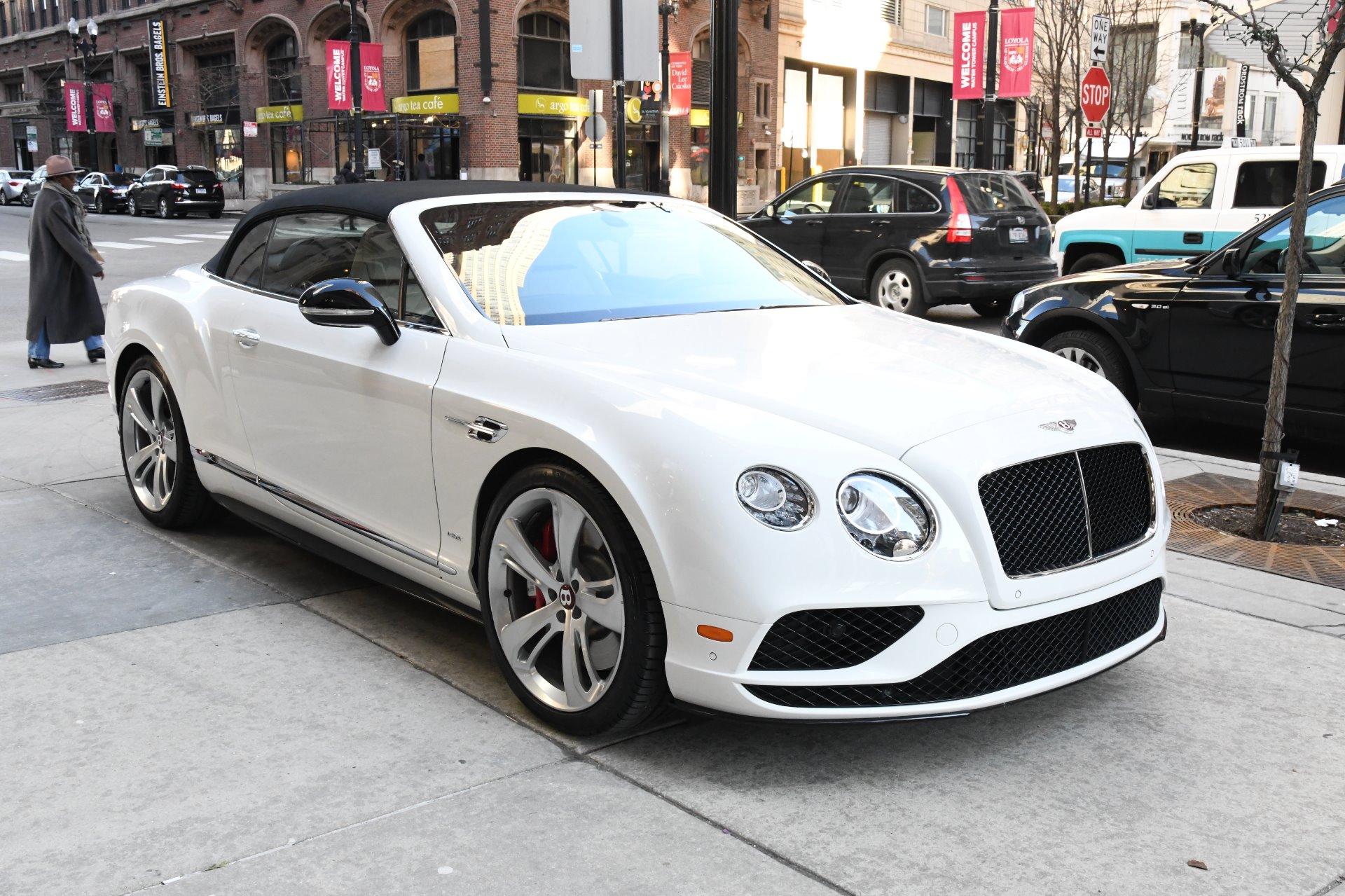 Used 2017 Bentley Continental GTC V8 S GTC V8 S | Chicago, IL