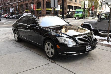 Used 2010 Mercedes-Benz S-Class S 550 4MATIC | Chicago, IL