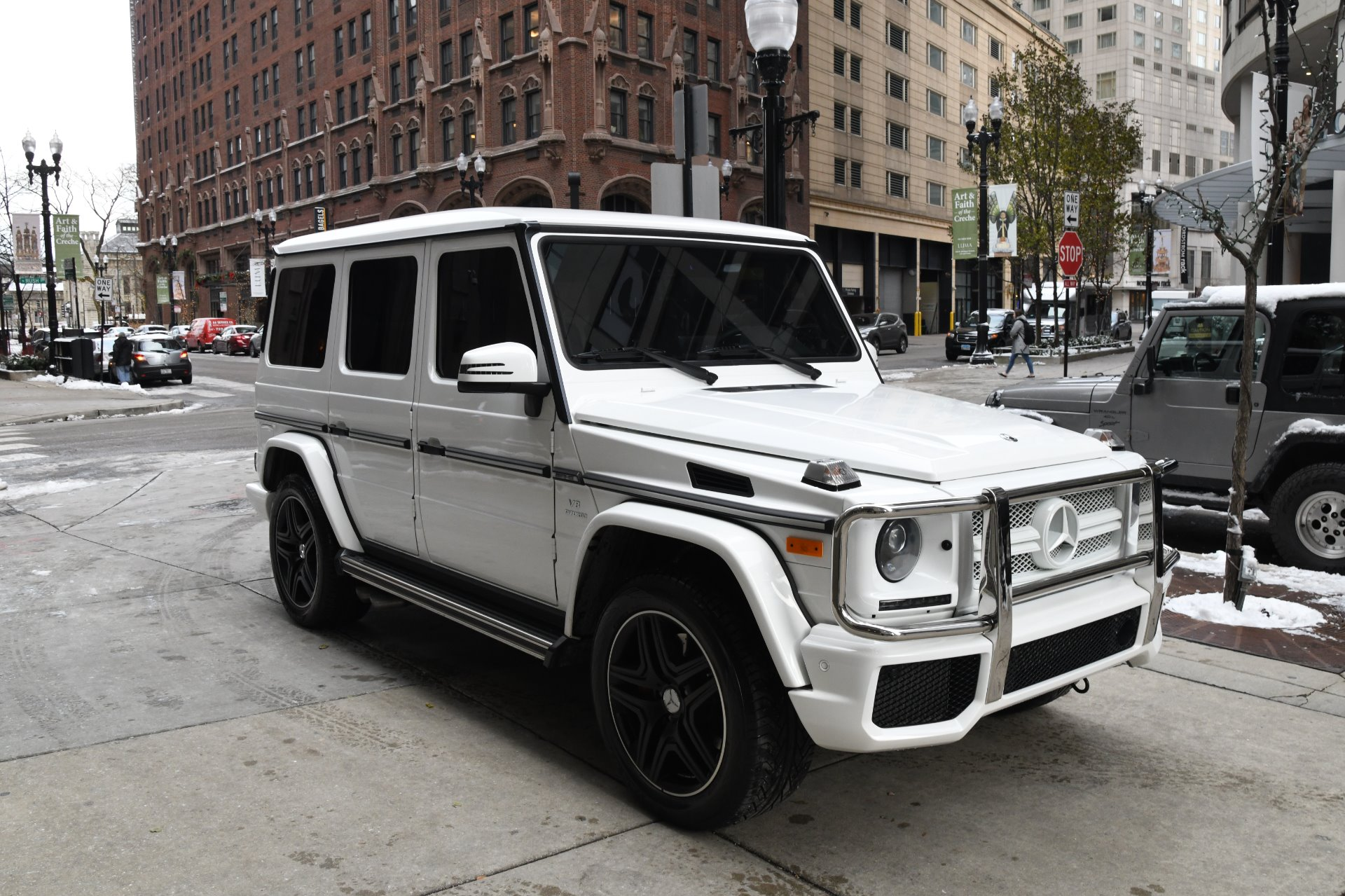 Used 2018 Mercedes-Benz G-Class AMG G 63 | Chicago, IL