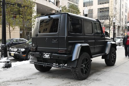 Used 2018 Mercedes-Benz G-Class G 550 4x4 Squared | Chicago, IL