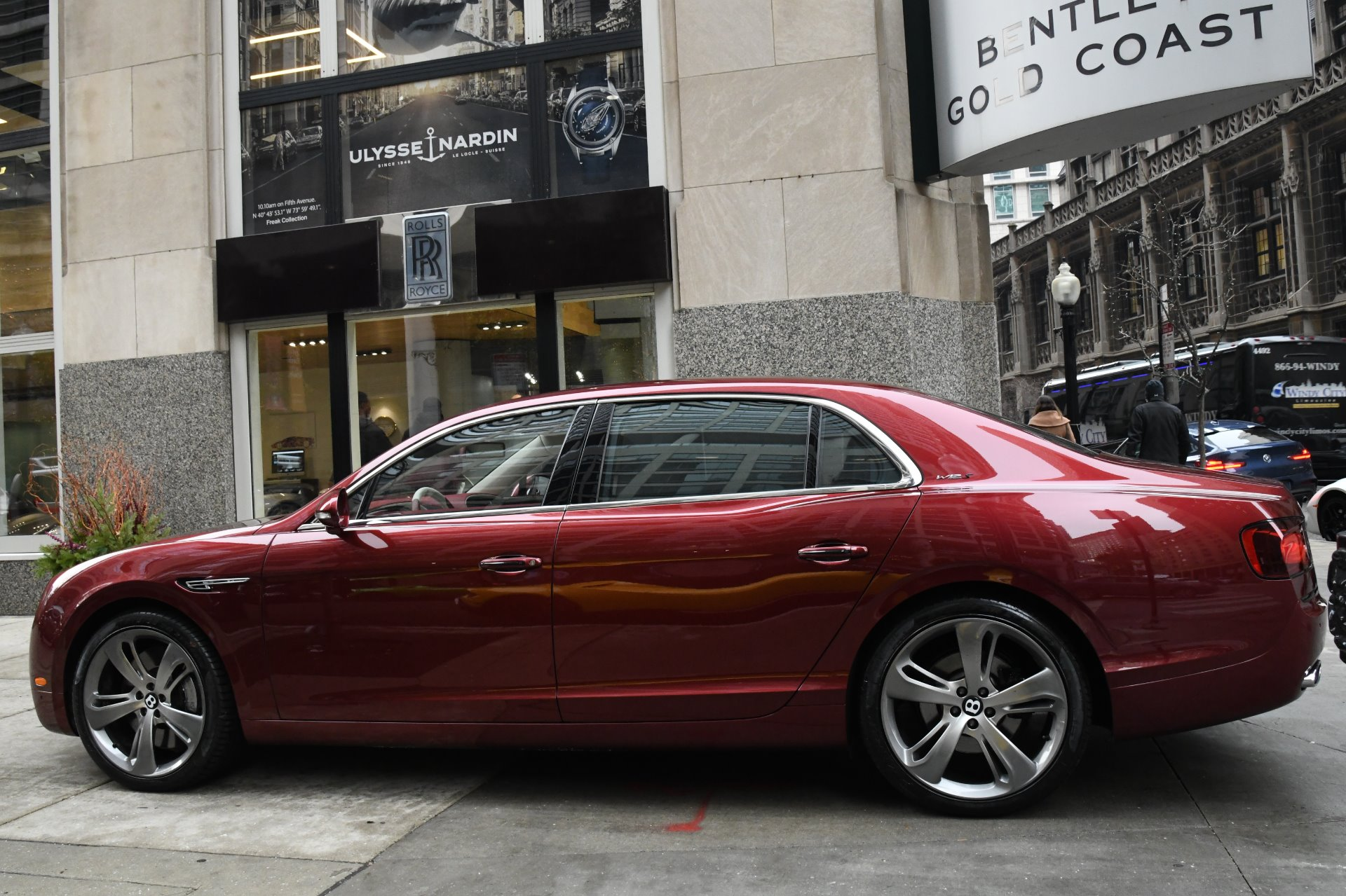 Used 2018 Bentley Flying Spur W12 S W12 S | Chicago, IL