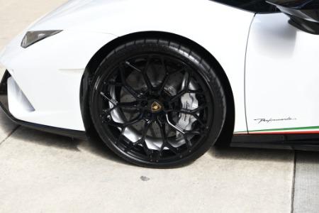 Used 2019 Lamborghini Huracan Performante Spyder LP 640-4 Performante Spyder | Chicago, IL