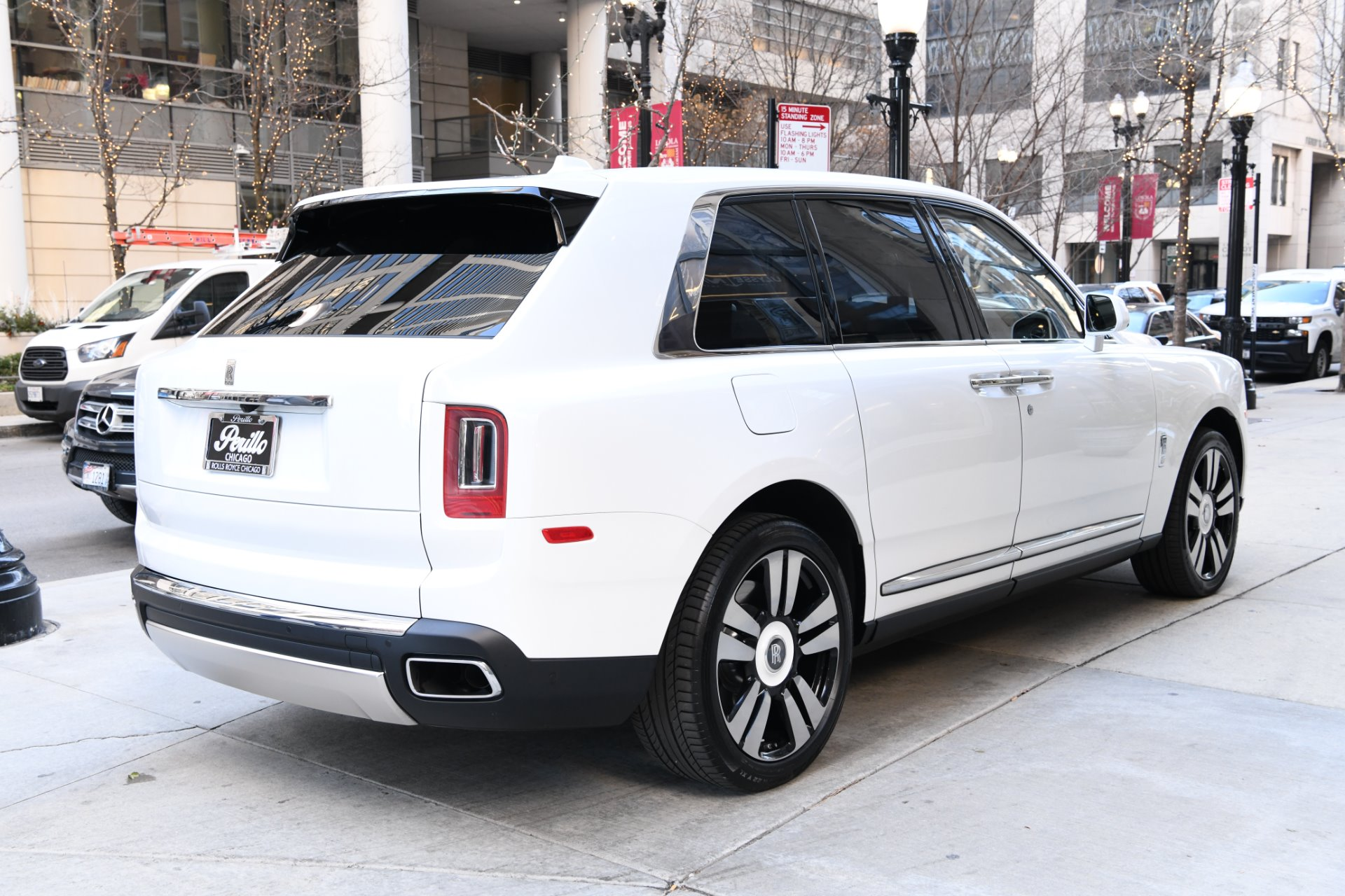 2019 Rolls Royce Cullinan Stock R593 For Sale Near