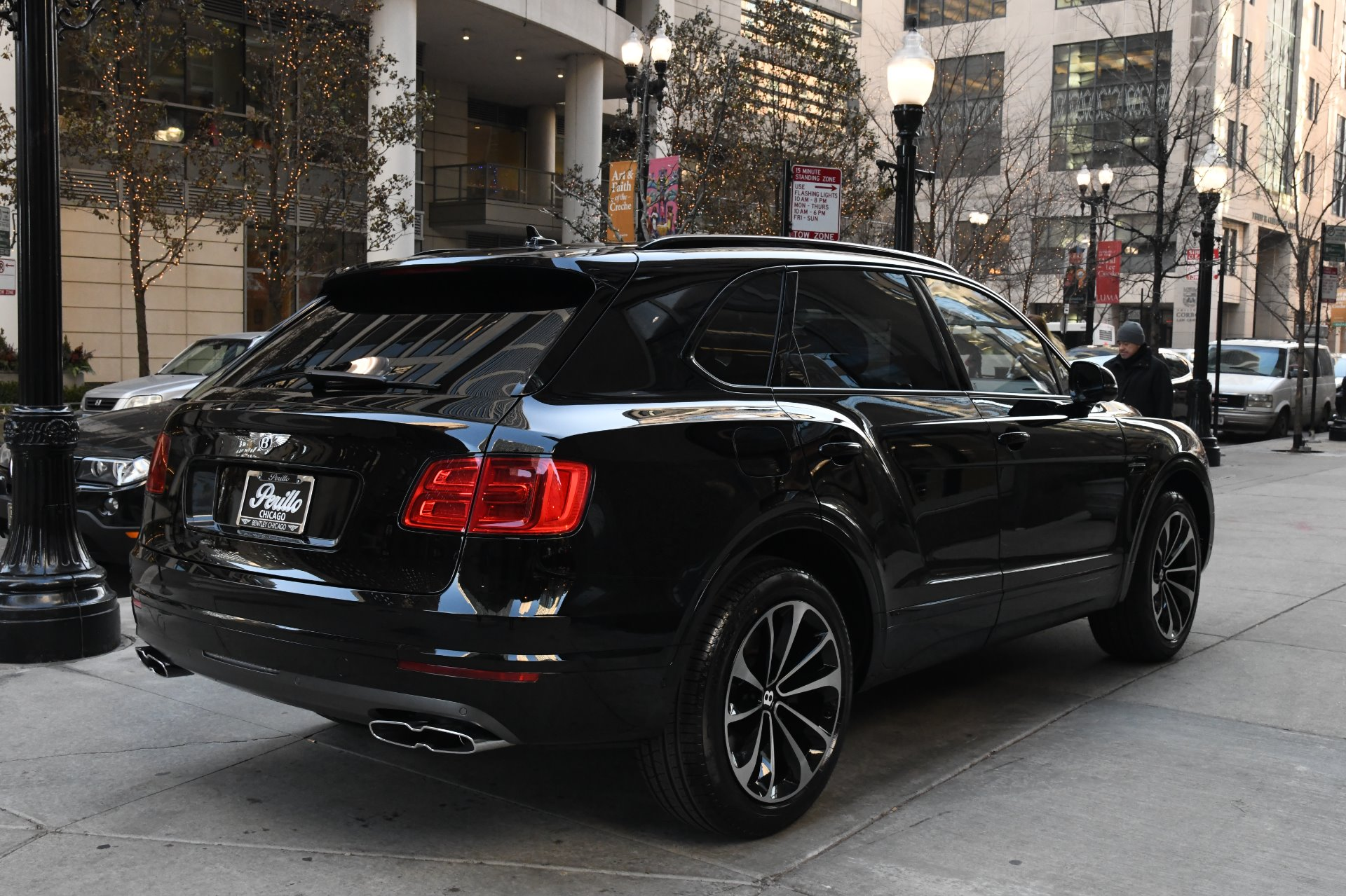 2019 Bentley Bentayga V8 Stock B1100 For Sale Near Chicago Il