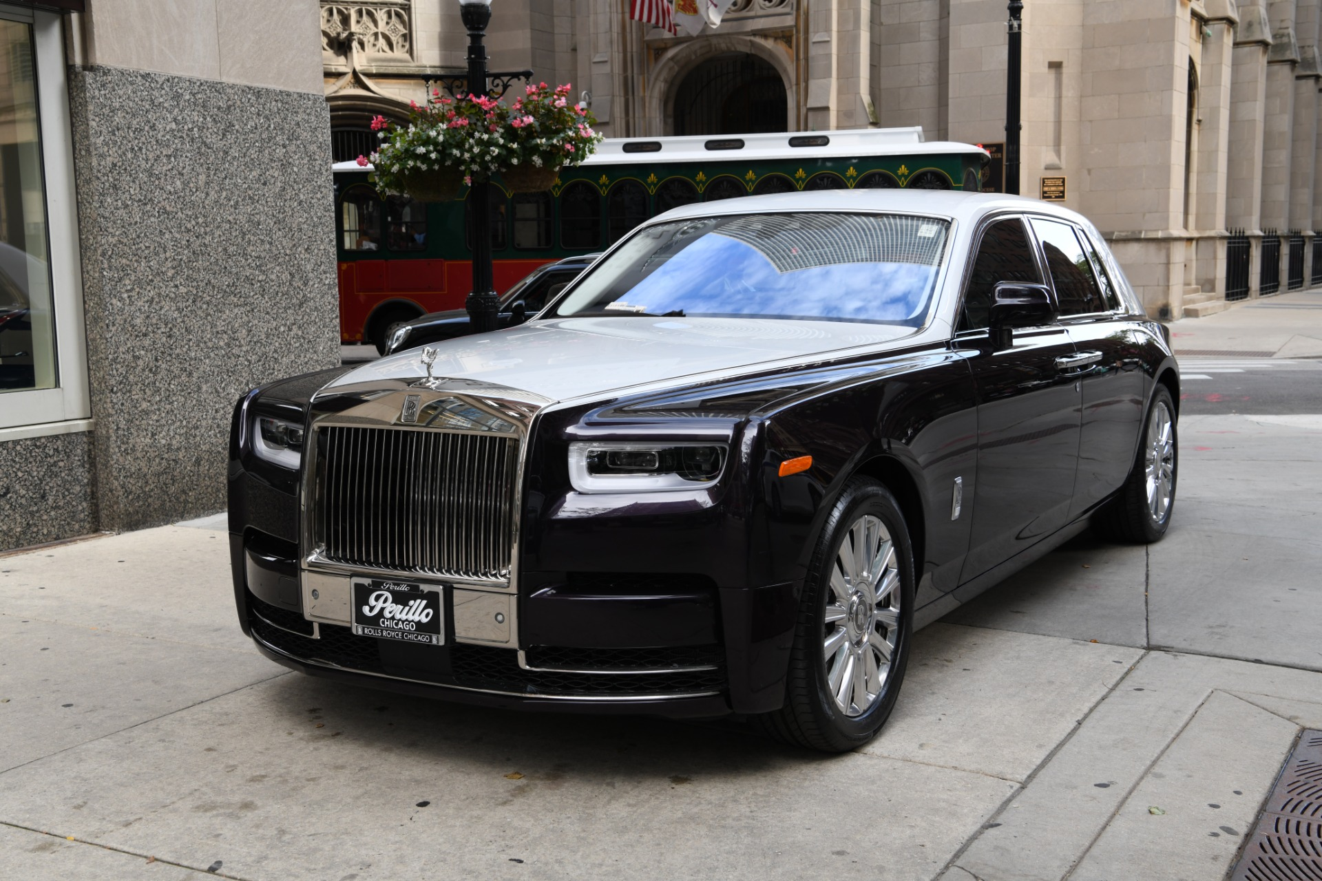 2019 Rolls-Royce Phantom Stock # R595 for sale near ...