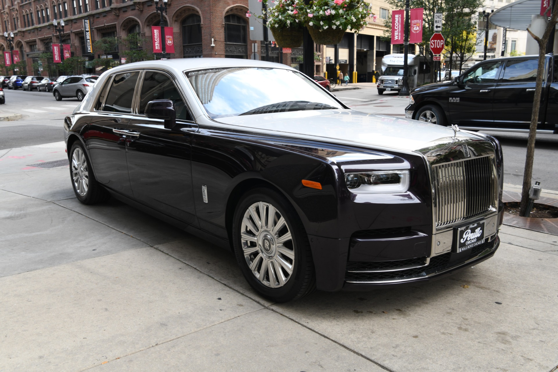 2019 Rolls-Royce Phantom Stock # R595 for sale near ...