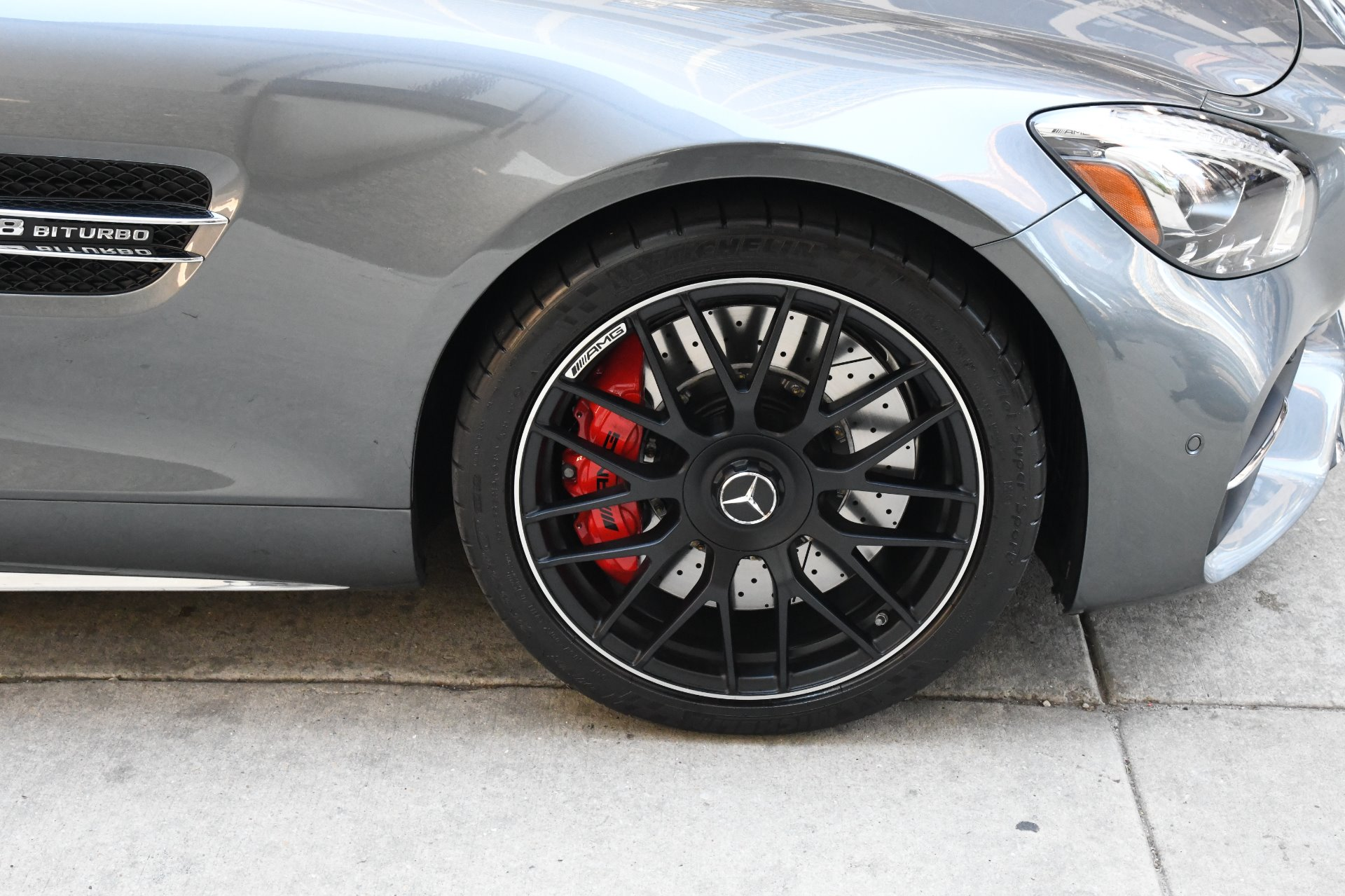 Used 2018 Mercedes-Benz AMG GT C   Chicago, IL