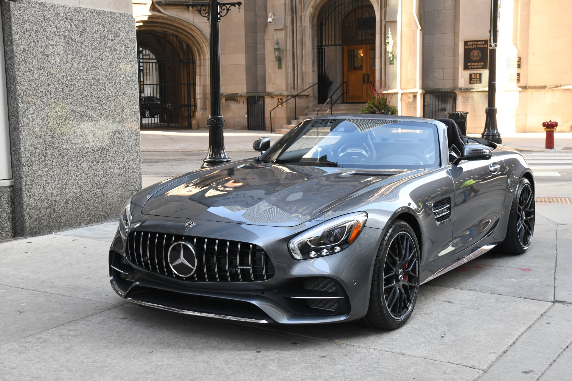 2018 Mercedes Benz Amg Gt C Stock L472b For Sale Near