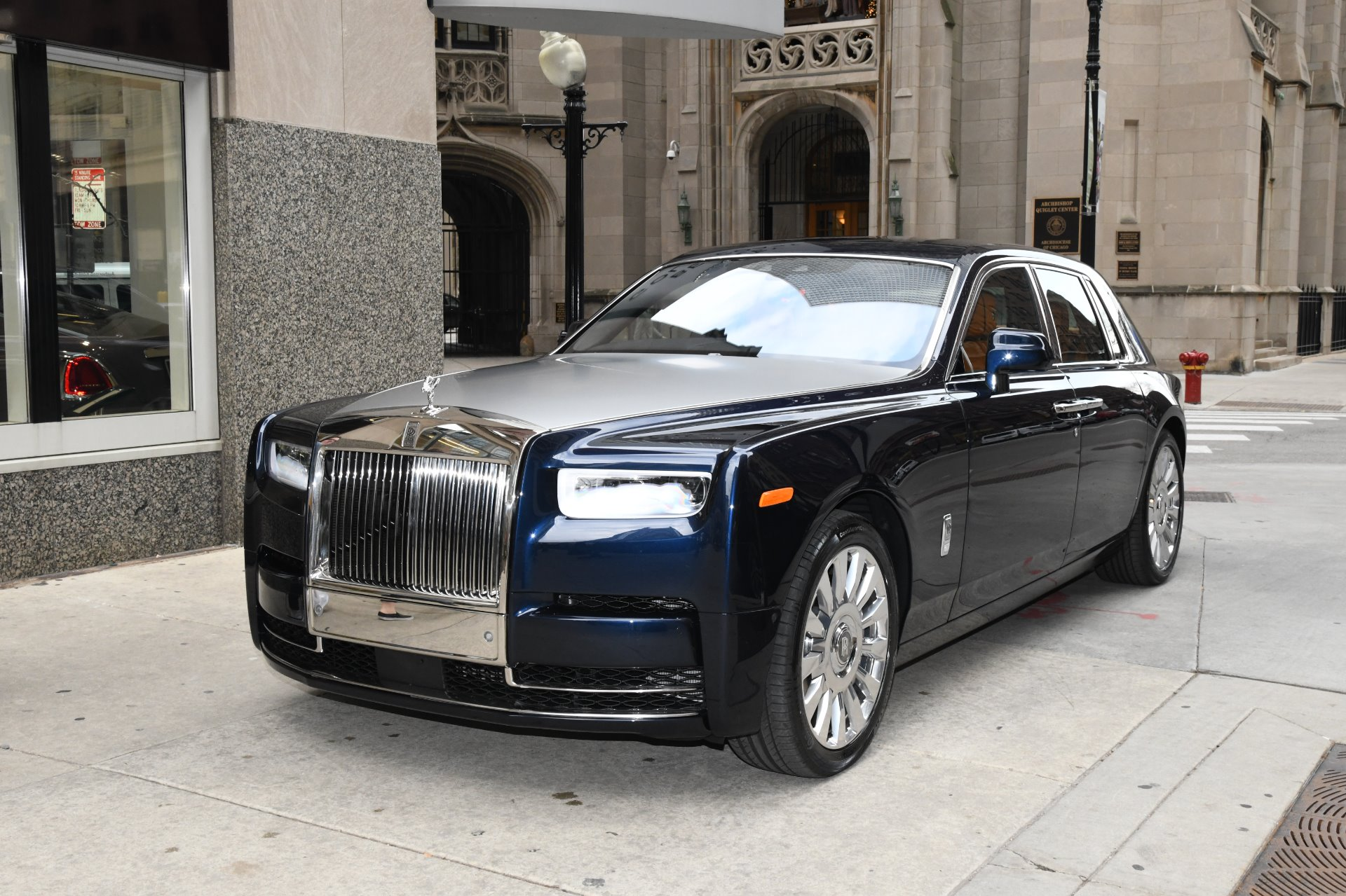2019 Rolls-Royce Phantom Stock # R609 for sale near ...