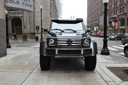 Used 2017 Mercedes-Benz G-Class G 550 4x4 Squared | Chicago, IL