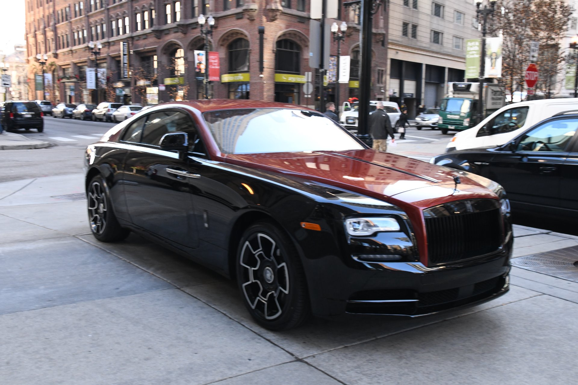 New 2019 Rolls-Royce Wraith Black Badge Adamas | Chicago, IL