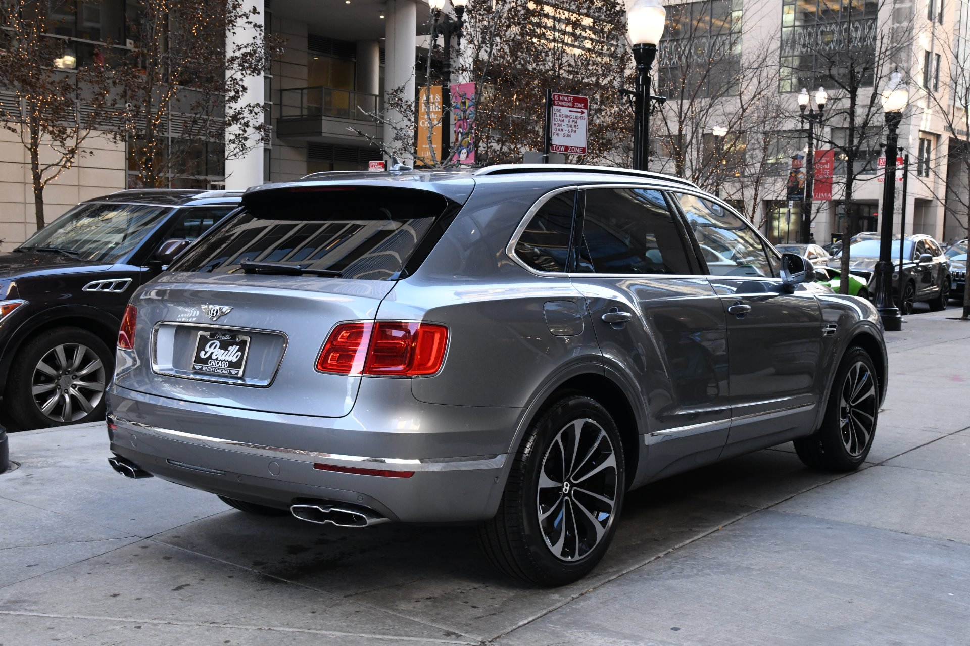2019 Bentley Bentayga V8 Stock B1121 For Sale Near Chicago Il