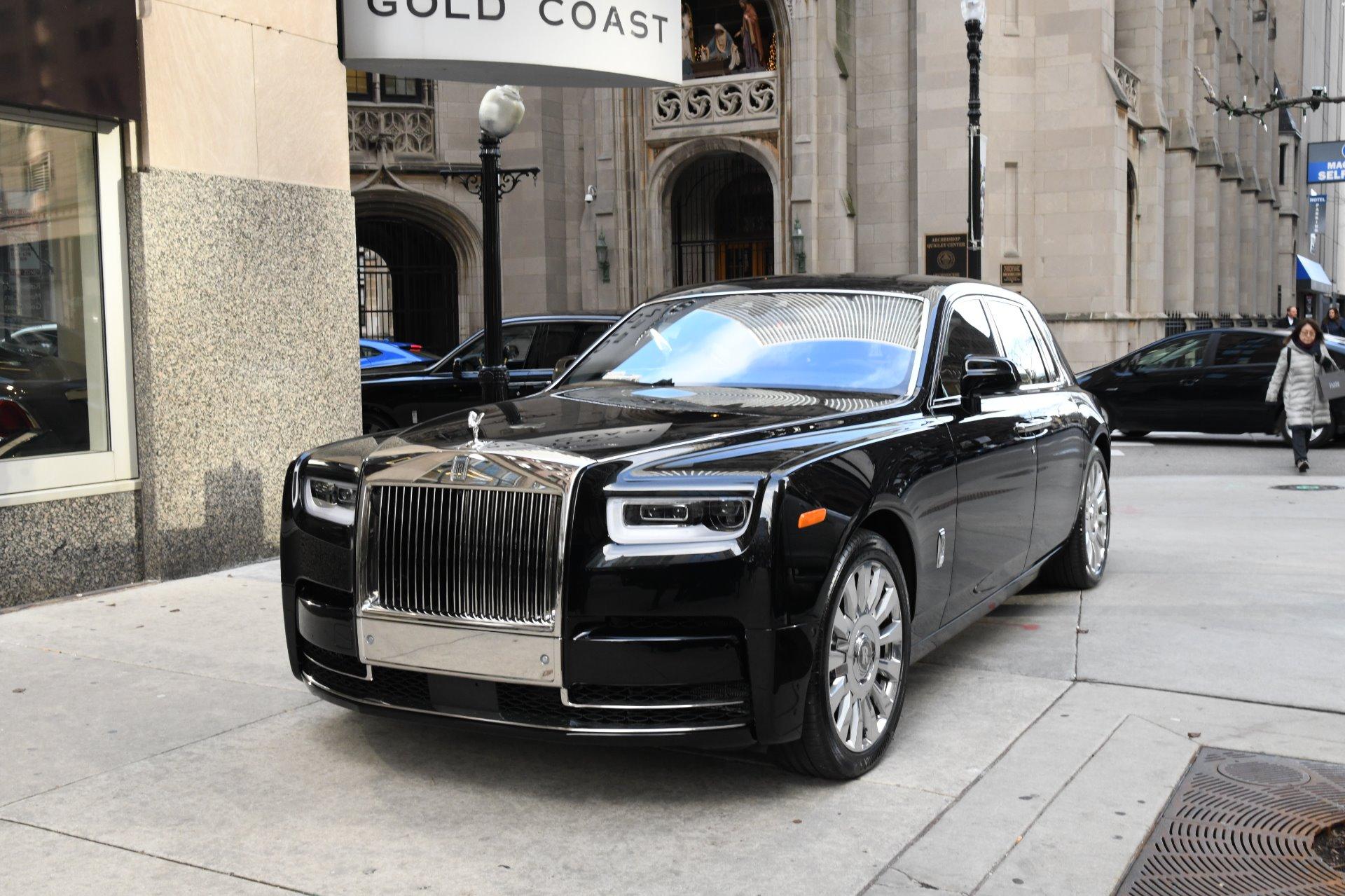 2019 Rolls Royce Phantom Stock R618 For Sale Near