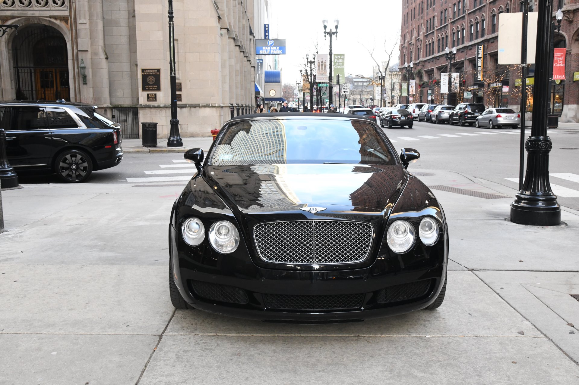 Used 2008 Bentley Continental GTC GT | Chicago, IL