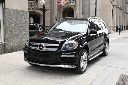 Used 2016 Mercedes-Benz GL-Class GL 550 4MATIC | Chicago, IL