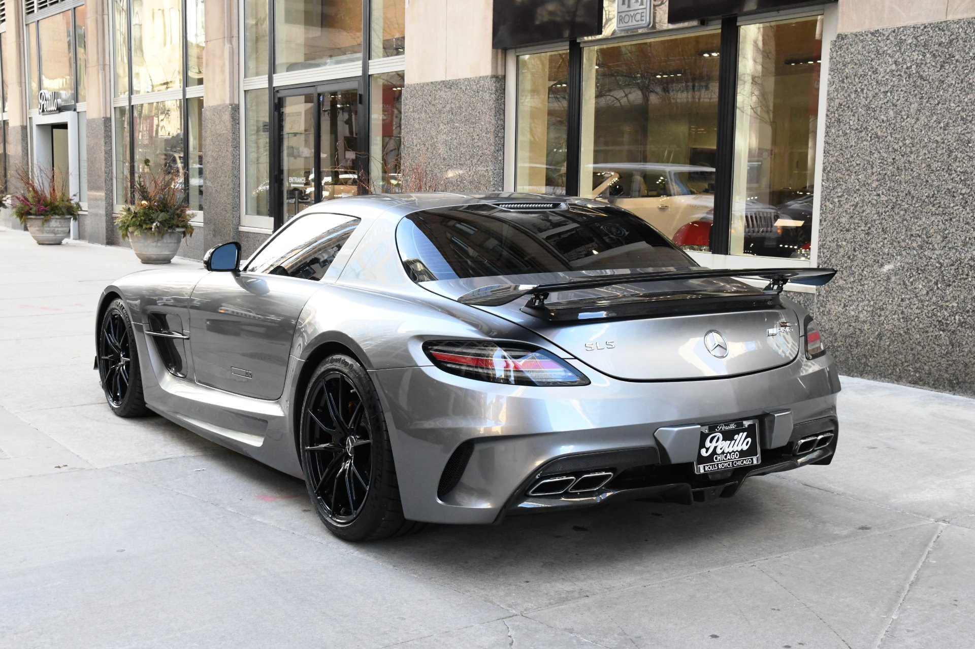 Sls Black Series >> 2014 Mercedes Benz Sls Amg Black Series Gt 825 Hp Weistec
