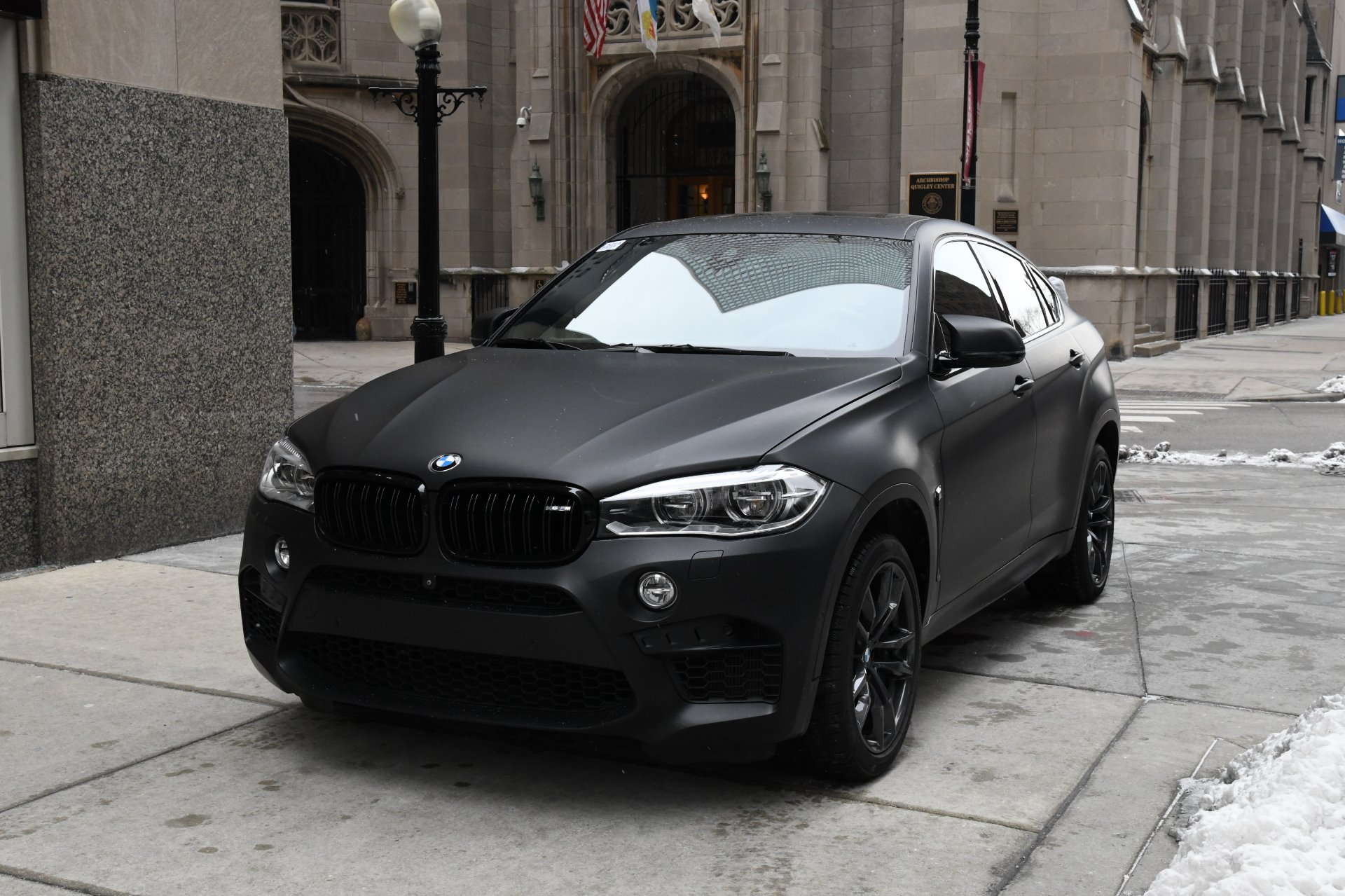 Used 2015 BMW X6 M  | Chicago, IL