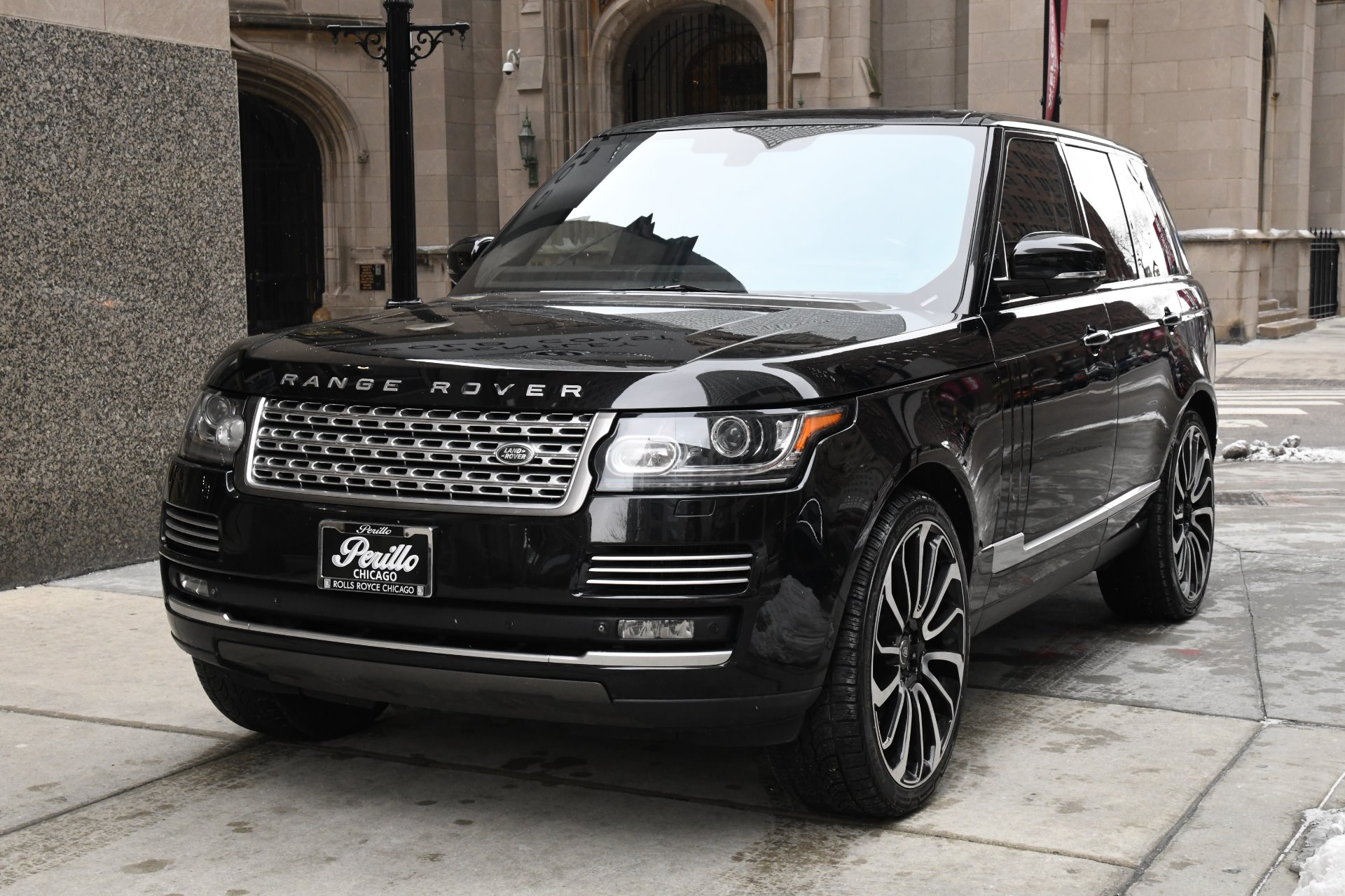 Used 2014 Land Rover Range Rover Autobiography | Chicago, IL