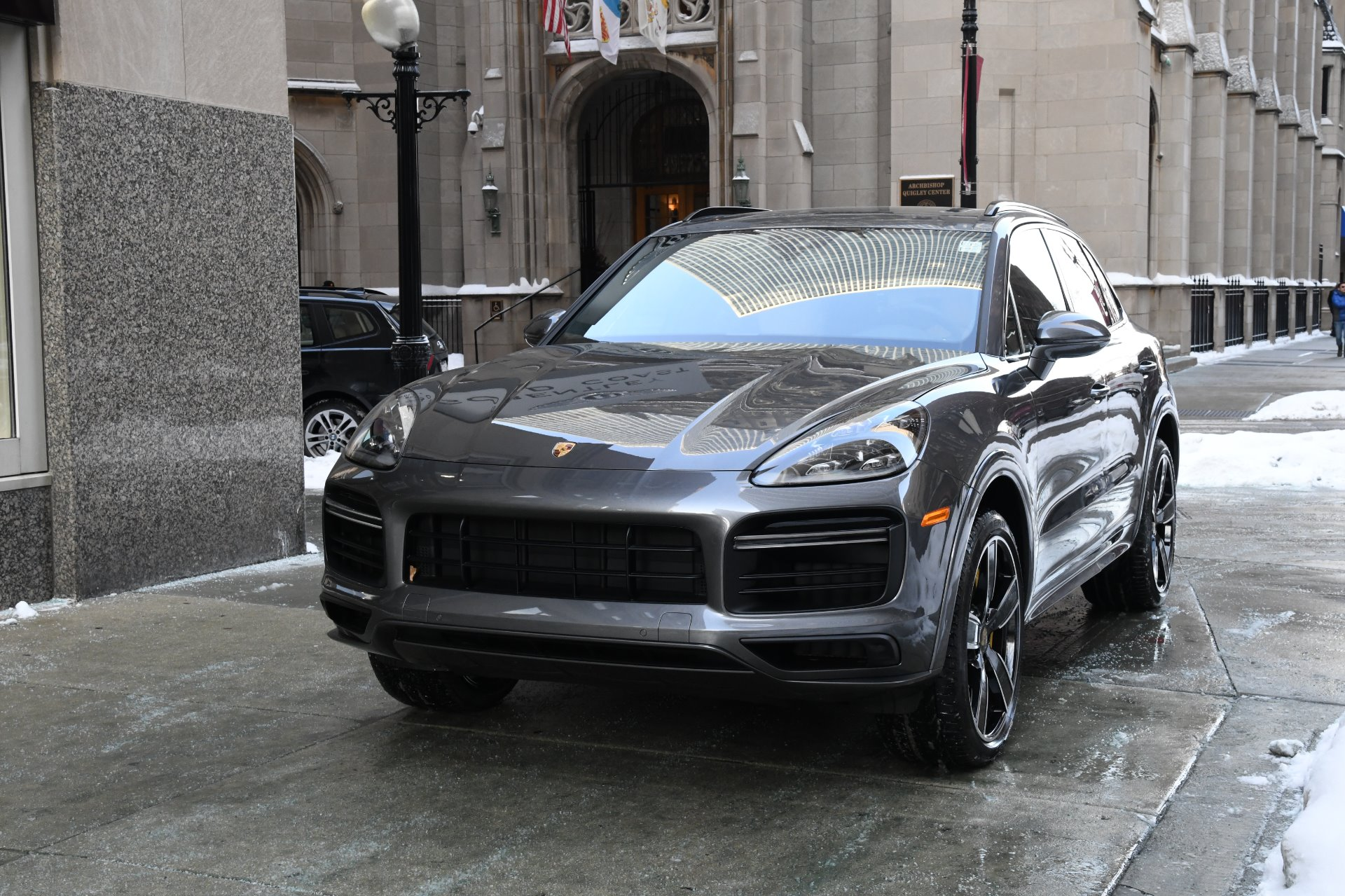 used 2019 porsche cayenne turbo chicago il